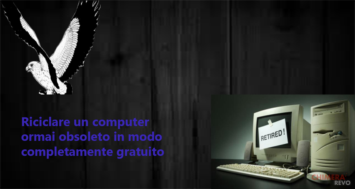 Trasformare un computer obsoleto in un server