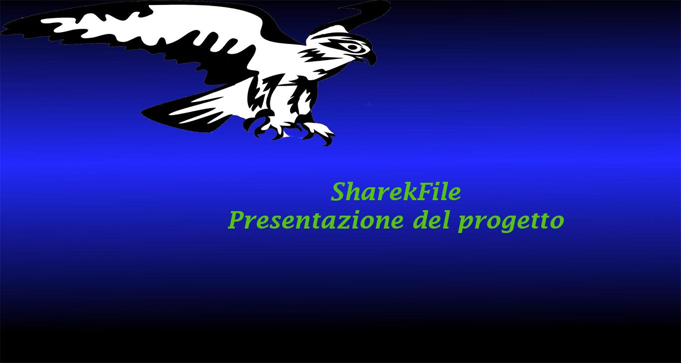 SharekFile – Prima presentazione