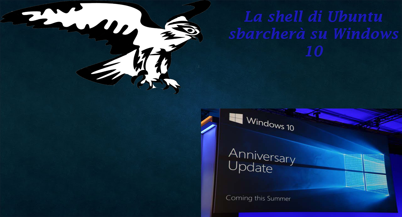 Shell Ubuntu su Windows 10