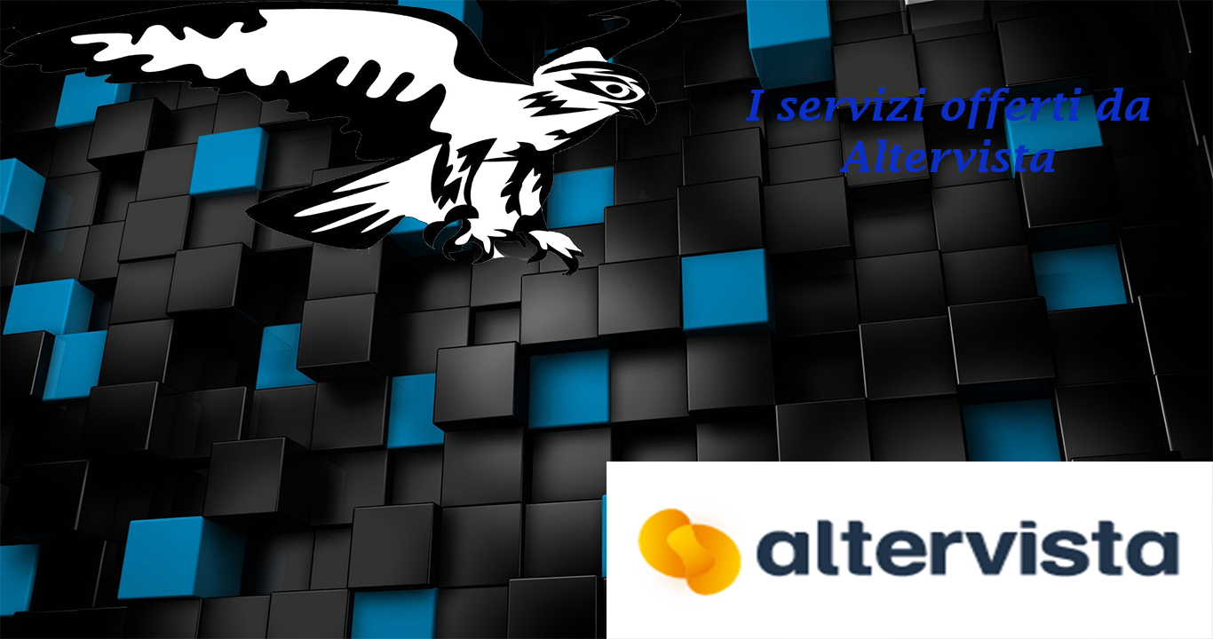I servizi che offre Altervista