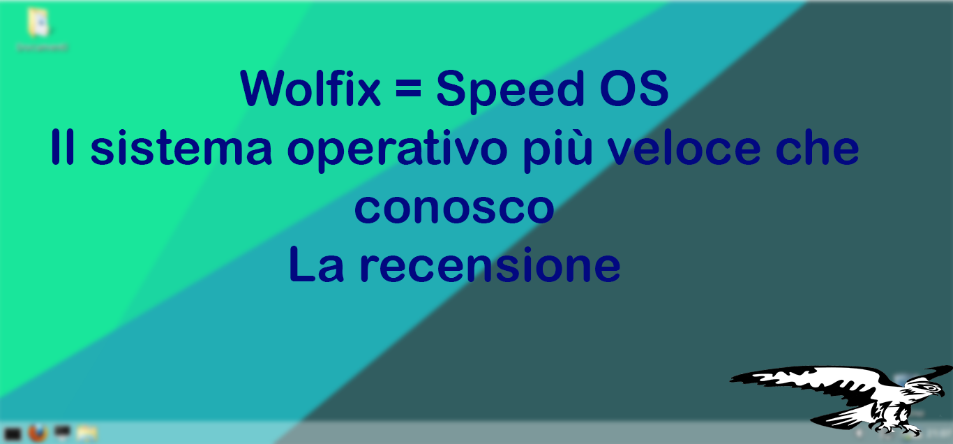 Wolfix – una delle remix più veloce mai realizzata