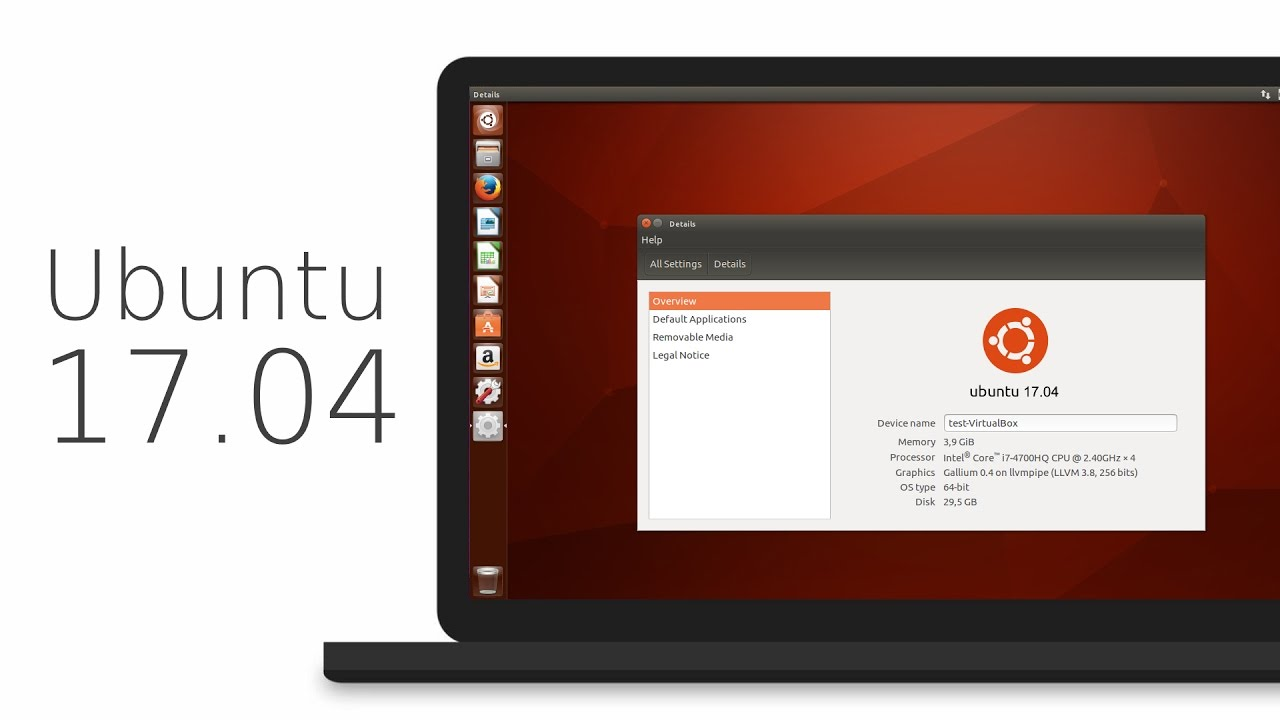 Ubuntu 17.04 beta – Una breve occhiata