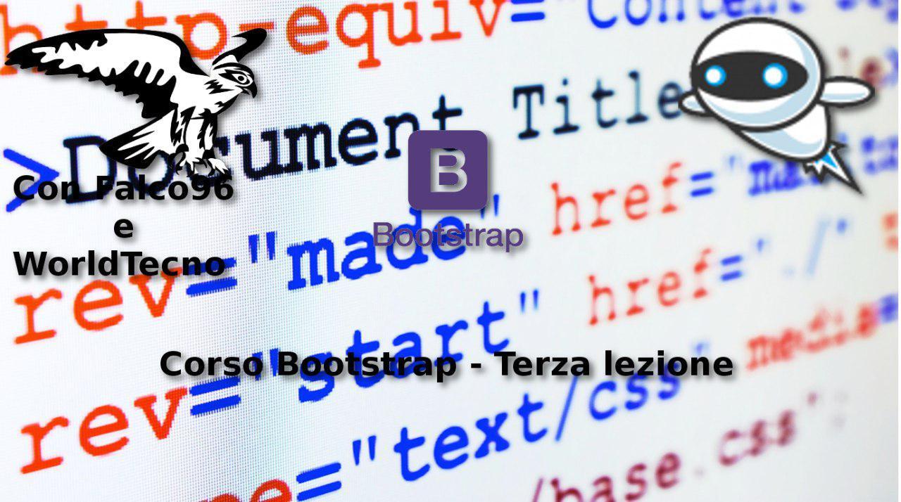 Corso Bootstrap – Terza Lezione