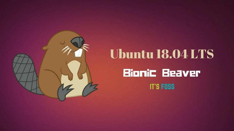Piccole anticipazioni su Ubuntu 18.04