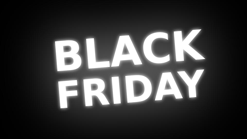 Black Friday – Alcuni acquisti che potete fare
